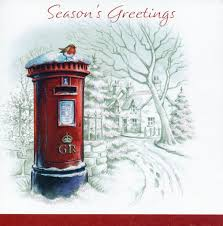 Christmas Card Delivery Service!