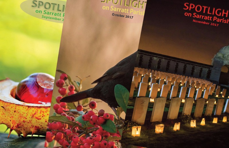 Spotlight-Sarratt-Village-Website