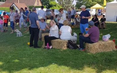 The Great get-together that was Sarratt Village Day…