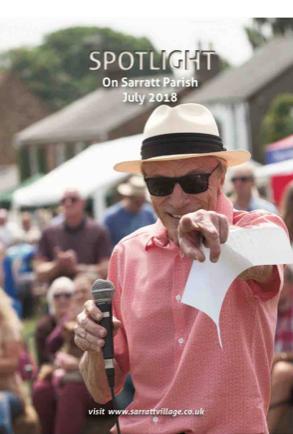 Summer in Sarratt 2020!