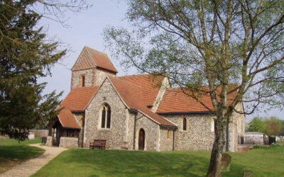 Holy Cross Churchyard Needs Your Help