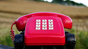 Help is just a call away….
