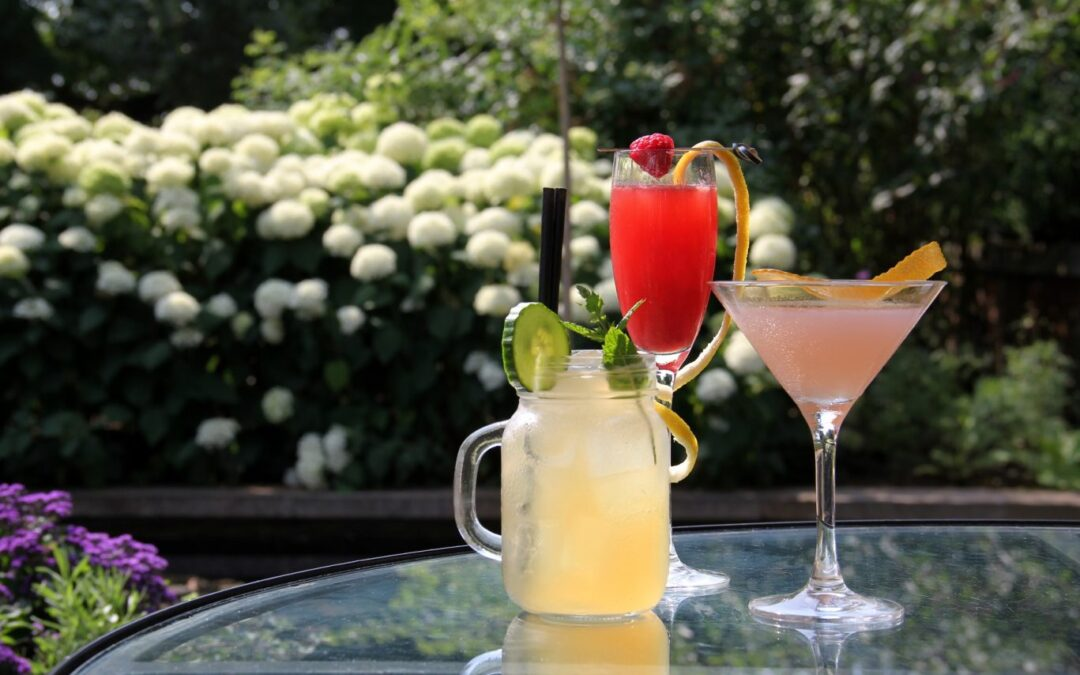 With VE75 weekend ahead of us why not try a summer cocktail?