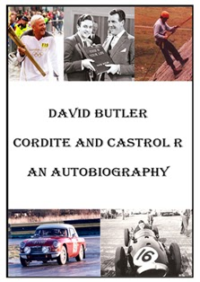 New Book by David Butler