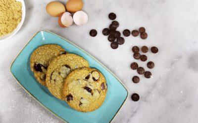Yummy Chocolate Chunk Cookies