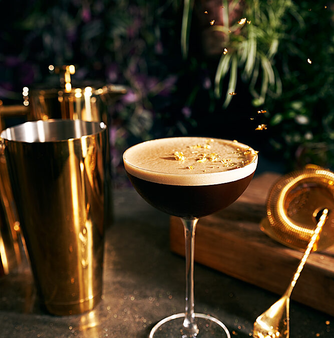 Three classic cocktails for the festive season