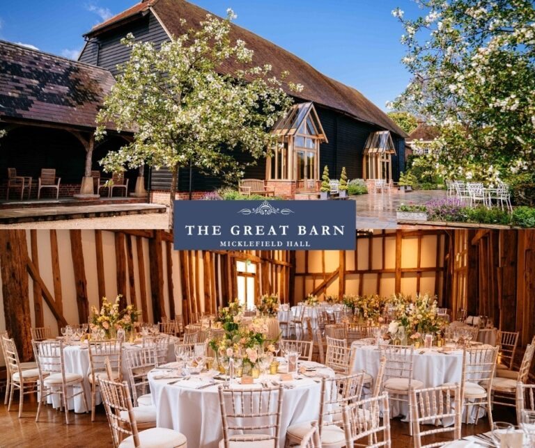 The Great Barn Micklefield Hall 768x644