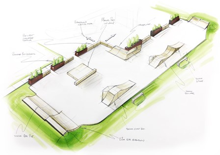 Exciting Proposal for King George V Playing Fields
