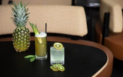 Spring Cocktail – Birdie