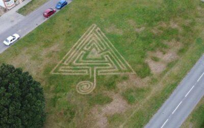 Sarratt Labyrinth