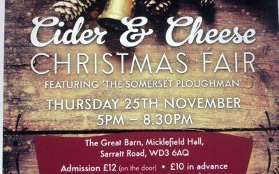 Christmas Fair in November